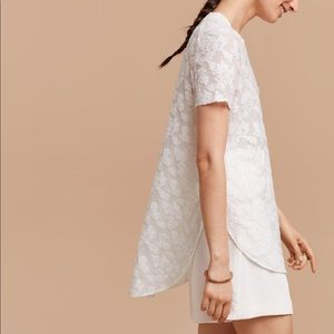 Wilfred | Aritzia Off white Sheer blouse